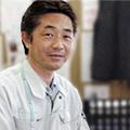 工事部部長 小林 安雄 二級建築士・二級建築施工管理技士