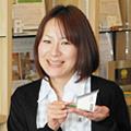 ショールームスタッフ 福山 恵子